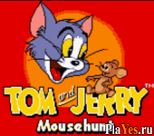 онлайн игра Tom and Jerry - Mouse Hunt