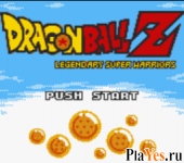 онлайн игра Dragon Ball Z - Legendary Super Warriors
