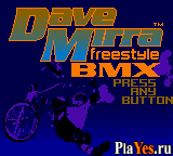 онлайн игра Dave Mirra Freestyle BMX