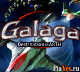 онлайн игра Galaga - Destination Earth