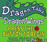 онлайн игра Dragon Tales - Dragon Wings