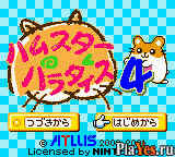 ������ ���� Hamster Paradise 4