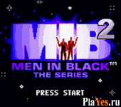 Men In Black 2 - The Series