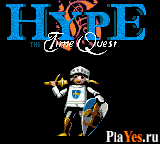Hype - The Time Quest