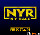 онлайн игра NYR - New York Race
