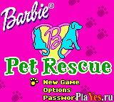 Barbie - Pet Rescue