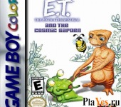 онлайн игра E.T. The Extra Terrestrial and the Cosmic Garden
