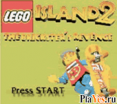 онлайн игра LEGO Island 2 - The Brickster's Revenge