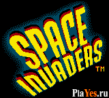 онлайн игра Space Invaders [C]