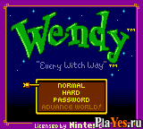 Wendy - Every Witch Way