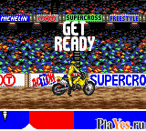 онлайн игра Supercross Freestyle