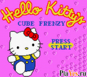 онлайн игра Hello Kitty's Cube Frenzy
