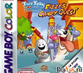 ������ ���� Tiny Toon Adventures - Dizzy's Candy Quest