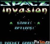 онлайн игра Space Invasion