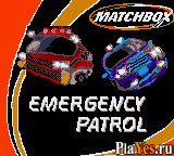 онлайн игра Matchbox - Emergency Patrol