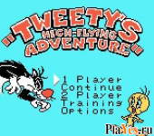 онлайн игра Tweety's High-Flying Adventure