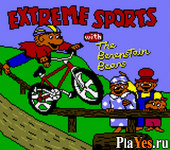 онлайн игра Extreme Sports with The Berenstain Bears