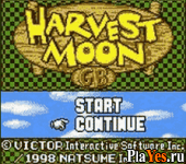 онлайн игра Harvest Moon GB