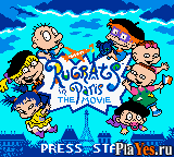 онлайн игра Rugrats in Paris - The Movie
