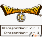 онлайн игра Dragon Warrior I & II