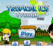 ������ ���� Tropical Ice Tycoon