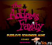 Addams Family The - Pugsley's Scavenger Hunt