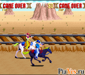 онлайн игра Sunset Riders