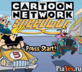 Cartoon Network Block Party + Cartoon Network Speedway