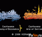 онлайн игра Castlevania - Harmony of Dissonance + Castlevania - Aria of Sorrow