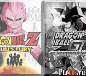 онлайн игра Dragon Ball Z - Buu's Fury + Dragon Ball GT - Transformation