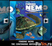 онлайн игра Finding Nemo + Finding Nemo - The Continuing Adventures