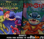 Lilo & Stitch 2 + Peter Pan - Return to Neverland