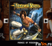 Prince of Persia - The Sands of Time + Lara Croft Tomb Raider - The Prophecy