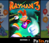 Winnie the Pooh's Rumbly Tumbly Adventure + Rayman 3