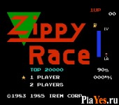 онлайн игра Zippy Race / Быстрая Гонка