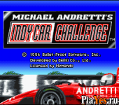 ������ ���� Michael Andretti's Indy Car Challenge