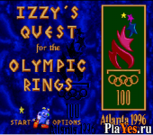 онлайн игра Izzy's Quest for the Olympic Rings
