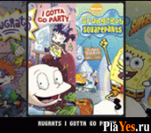 онлайн игра Rugrats - I Gotta Go Party + SpongeBob SquarePants - SuperSponge + Tak and the Power of Juju