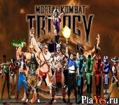 Mortal Kombat Ultimate Trilogy