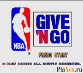 NBA Give 'N' Go