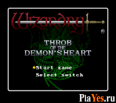 онлайн игра Wizardry Gaiden IV - Throb of the Demon's Heart