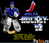 NHLPA Hockey - 93