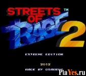 онлайн игра Streets of Rage 2 Extreme Edition