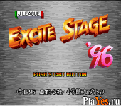 онлайн игра J League Excite Stage - 96