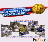 онлайн игра International Superstar Soccer Deluxe