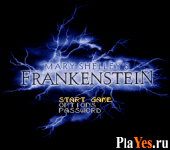 онлайн игра Mary Shelley's Frankenstein