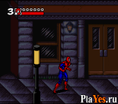 онлайн игра Spider-Man & Venom - Maximum Carnage