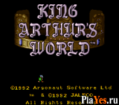 онлайн игра King Arthur's World