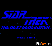 онлайн игра Star Trek - The Next Generation - Future's Past