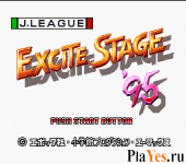онлайн игра J League Excite Stage - 95